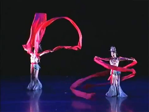 Lily Cai Chinese Dance Company: Dynasties and Beyond