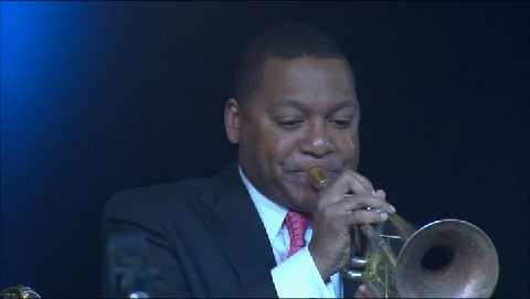 The Lincoln Center Orchestra featuring Wynton Marsalis