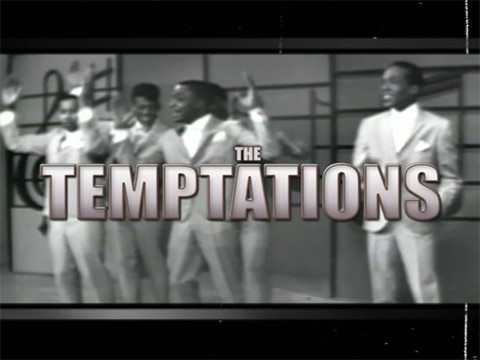 The Temptations video