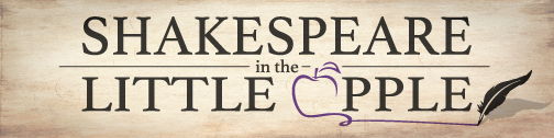 Shakespeare in the Little Apple graphic