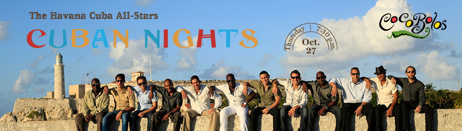 The Havana Cuba All-Stars: Cuban Nights
