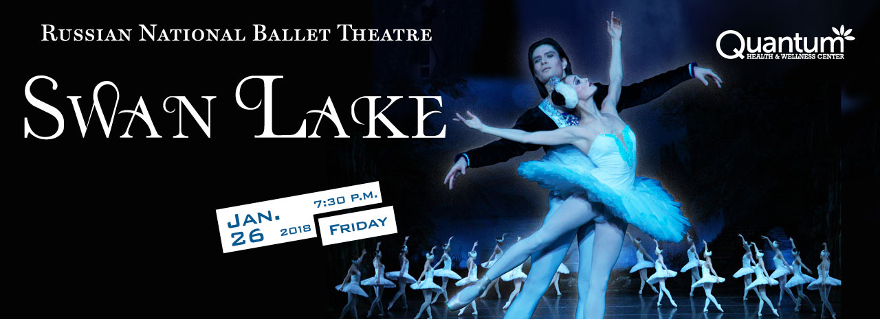 Swan Lake: Russian National Ballet Theatre