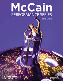 2019-2020 McCain Performance Series Season Brochure
