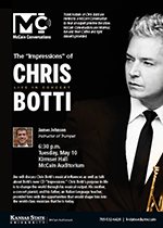 McCain conversations - Chris Botti Live in Concert