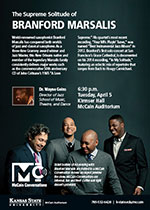 An Evening with Branford Marsalis