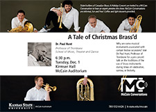 McCain conversations - Canadian Brass: A Holiday Concert