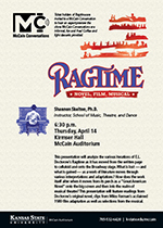 McCain conversations - Ragtime: Novel, Film, Musical