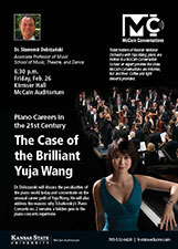 McCain conversations - Russian National Orchestra with Yuja Wang, piano