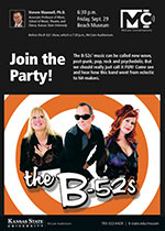 McCain conversations - the B-52s