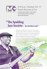 The Spalding Jazz Society