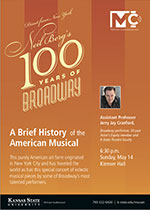 McCain Conversations -- Neil Berg's 100 Years of Broadway
