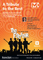 McCain conversations - The Fab Four