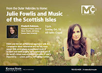 McCain conversations - Julie Fowlis: Music of the Scottish Isles