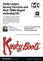 McCain conversations - Kinky Boots