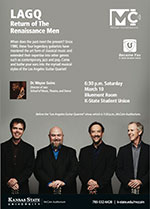 McCain Conversations -- Los Angeles Guitar Quartet