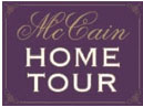McCain Home Tour